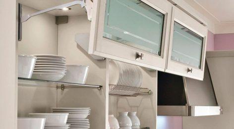 Кухня Каролина с качественной фурнитурой