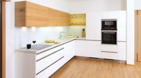 Угловая кухня на заказ от производителя