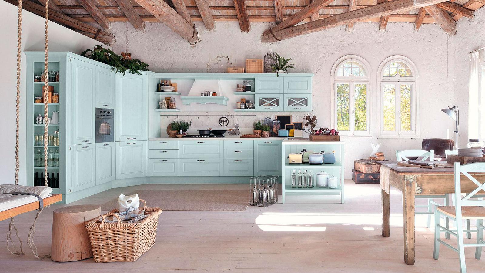 Кухня Вики