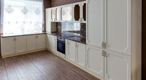 Кухня Венера в стиле неоклассика, купить в Москве