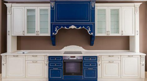 Стильная кухня Зара с элегантным дизайном