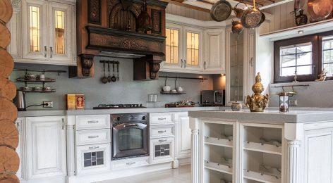 Купить кухню с порталом от фабрики Модные кухни