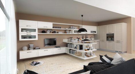 Кухня по размерам квартиры, купить недорго