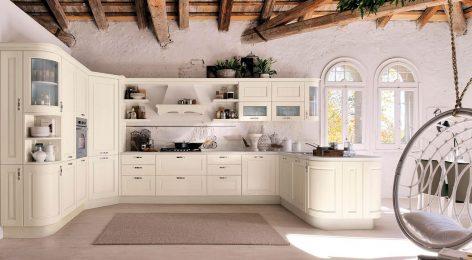 Кухня Салли. Купить угловую кухню в Москве