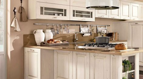 Кухня Сабрина уютная дизайнерская модель