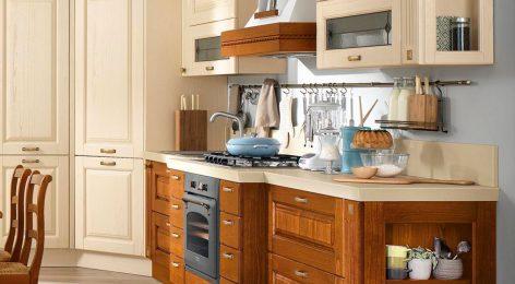 Дизайнерский подход к класической кухне