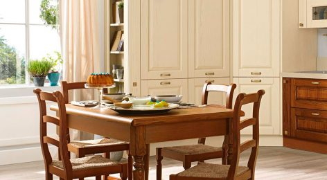Большые шкафы на угловой кухне по Вашим размерам