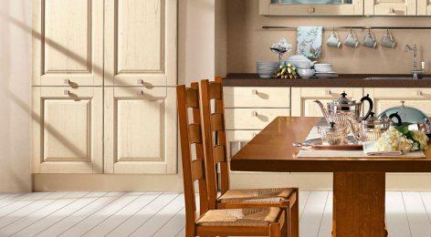 Встроенные шкафы на кухню