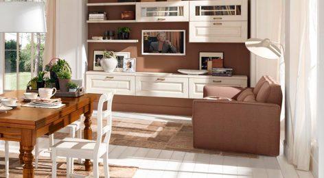 Мебель из массива деоева в студию