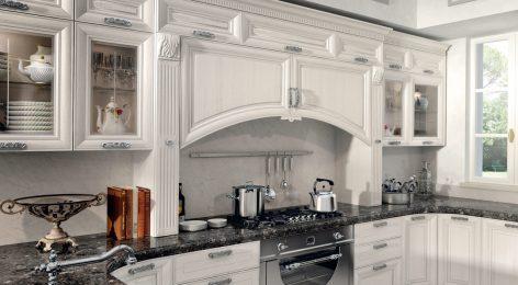 Кухня с порталом- это стильно!