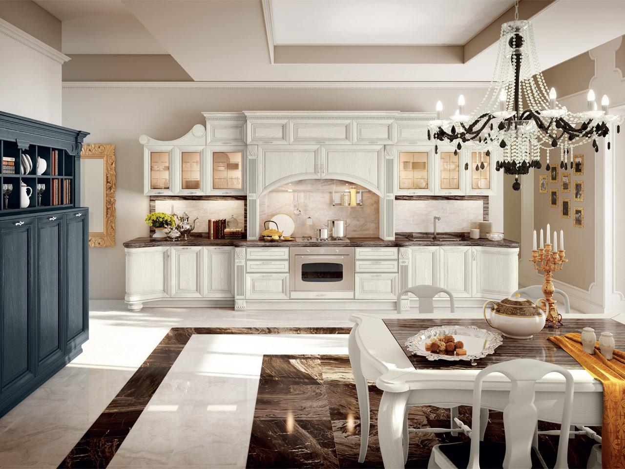 Кухня Клэр