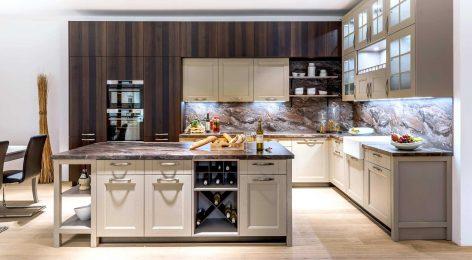 Кухня в современном стиле, купить в магазине фабрики