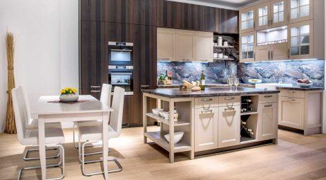 Стильная кухня на заказ по размерам