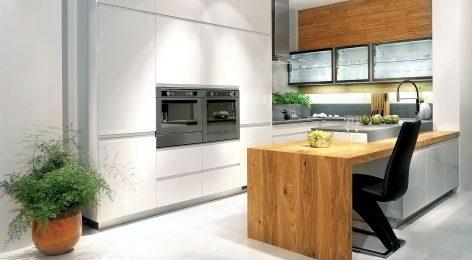 Кухня в скандинавском стиле от фабрики Модные кухни