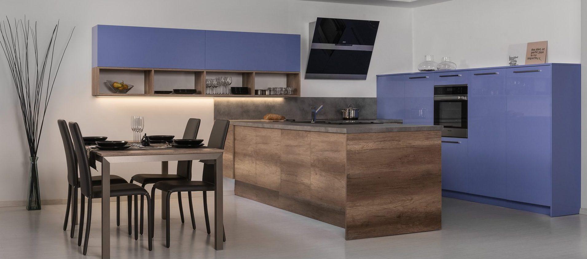 фото современного стиля кухни Алекса