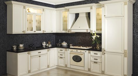 Кухня Флер на заказ по индивидуальным размерам