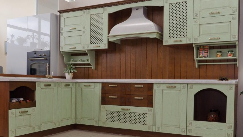 Кухня Валери