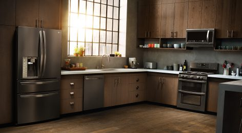 Powerful Electric Kitchen Equipment For A Modern Kitchen Kitchen with Inspired Kitchen Design Electrical Kitchen Appliances