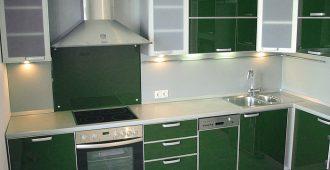 Кухонный гарнитур Грин