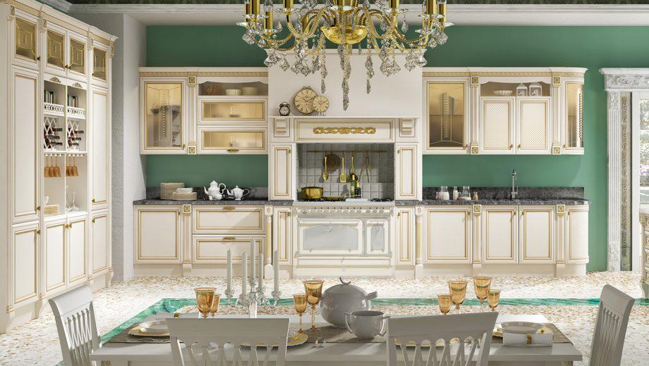 Кухня Риальто Италия
